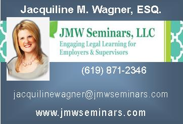 JACQUILINE M. WAGNER