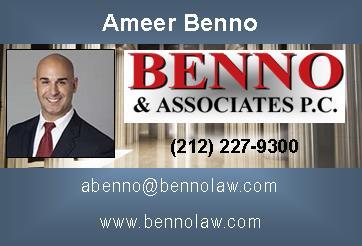 AMEER N. BENNO