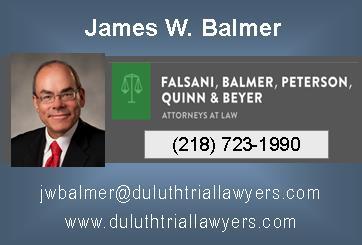 JAMES BALMER