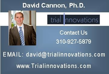 DAVID CANNON
