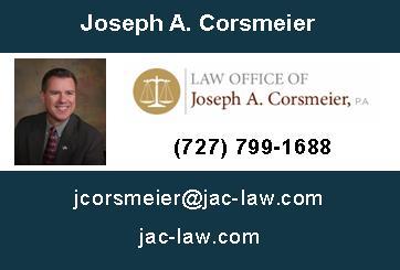 JOSEPH ARNOLD CORSMEIER